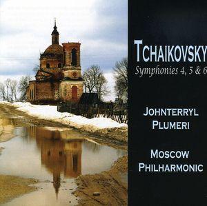 Tchaikovsky Symphonies 4-6