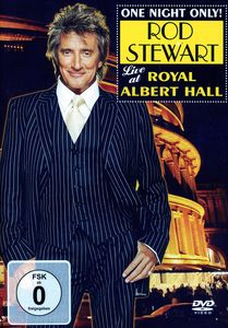 One Night Only! Rod Stewart Live at Roya [Import]