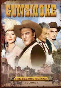 Gunsmoke: The Second Season Volume 1
