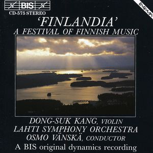 Finlandia: Festival of Finnish Music /  Various