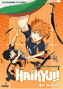 Haikyu: Season 1