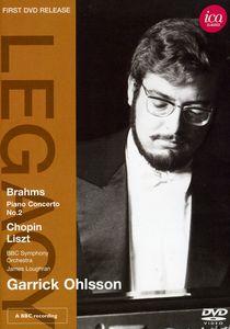 Garrick Ohlsson Plays Brahms Chopin Liszt