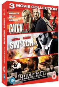 Thriller Triple (Catch .44/ Switch/ Hijacked) [Import]