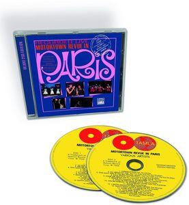 Motortown Revue in Paris: Super Deluxe Edition [Import]