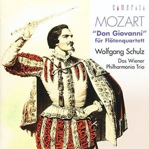 Don Giovanni Arranged for Flute Violin & Cello