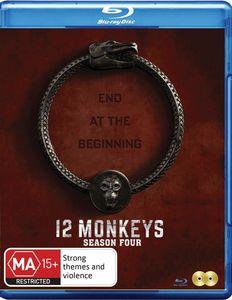 12 Monkeys: Season Four [Import]