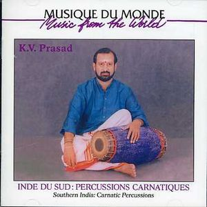Southern India: Carnatic Percussions