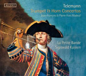Telemann: Trumpet & Horn Concertos
