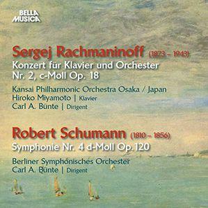 Pno Con 2-Schumann: Sym 4