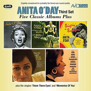 5 Lps-Swings Cole Porter /  at Mister Kelly's