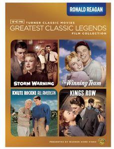 TCM Greatest Classic Legends Film Collection: Ronald Reagan
