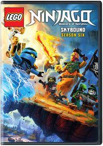 Lego Ninjago: Masters Spinjitzu - Season 6