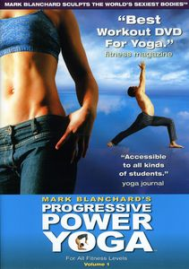 Progressive Power Yoga: Volume 1