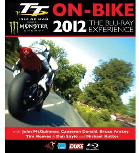 TT 2012 on Bike Blu Ray Expe