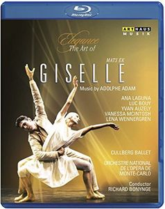 Adolphie Adam: Giselle