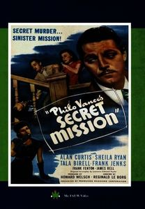 Philo Vance's Secret Mission