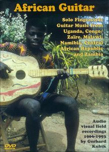 African Guitar: Solo Fingerstyle Guitar Music