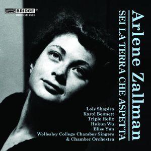 Music of Arlene Zallman