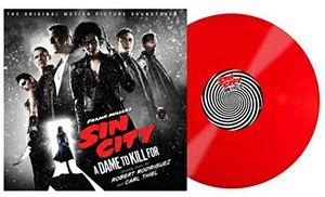 Sin City a Dame to Kill for (Original Soundtrack) [Import]