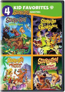4 Kid Favorites: Scooby-Doo! Monsters