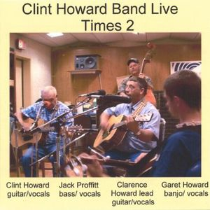 Clint Howard Band Live Times 2