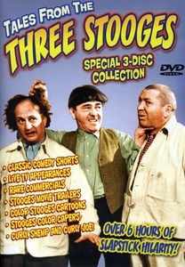 The Three Stooges: Collector's Set