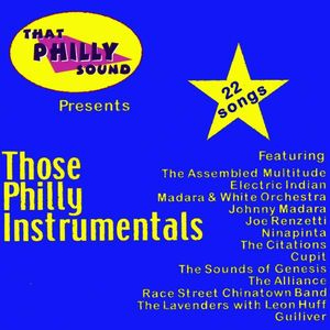 Those Philly Instrumentals /  Various