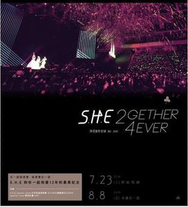 2Gether 4Ever: 2013 Live [Import]