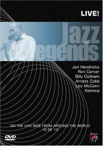 Jazz Legends Live: Volume 12