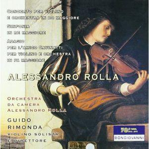 Concerto Per Violino E Orchestra in Do Maggiore