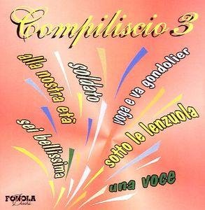 Compiliscio 3 /  Various [Import]