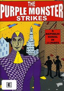 Purple Monster Strikes [Import]