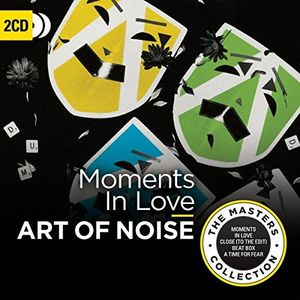 Moments In Love [Import]