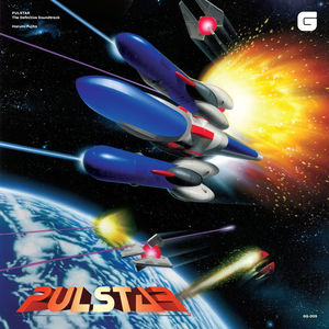 Pulstar - The Definitive Soundtrack