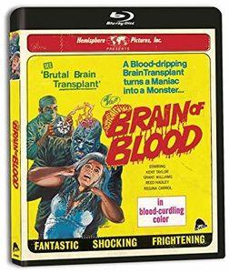 Brain of Blood (aka The Creature's Revenge)