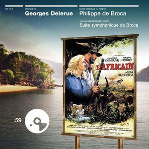 L'african (Original Soundtrack) [Import]