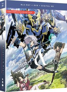 Knight's And Magic: The Complete Series