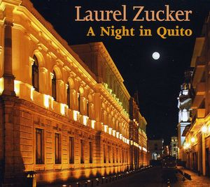 Night in Quito-Music for Flute & Jazz Piano Trio