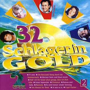32 Schlager in Gold 2 /  Various [Import]