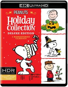 Peanuts Deluxe Holiday Collection