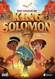 The Legend Of King Solomon