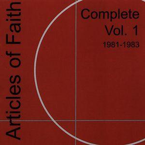 Complete, Vol. 1 1981-1984