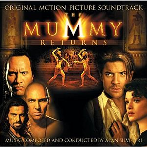 The Mummy Returns (Original Soundtrack) [Import]