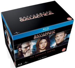 Battlestar Galactica: The Complete Series [Import]