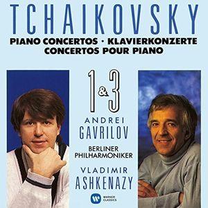 Tchaikovsky: Piano Concertos Nos. 1
