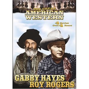 The Great American Western: Volume 30: Gabby Hayes, Roy Rogers