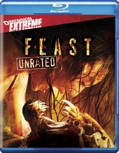 Feast (Unrated) Blu-Ray