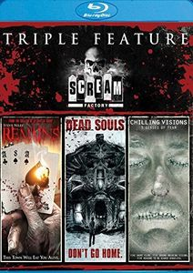 Steve Niles Remains /  Dead Souls /  Chilling Visions