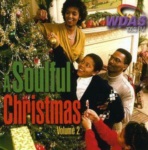 A Soulful Christmas Vol.2: WDAS 105.3 FM Philadelphia