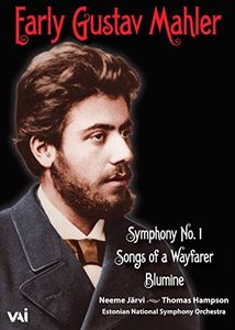 Early Gustav Mahler : Symphony No.1 - Songs Of A Wayfarer